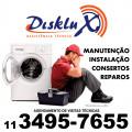 Manutenção para lavadora de roupas Ao Solicitar os serviços Disk Lux para sua maquina de lavar roupa, lava e seca ou secadora de roupas você terá a certeza de um atendimento de qualidade em manutenção, reparos, consertos e instalação. Especialista credenciado nas regiões de São Paulo e Litoral. Ligue: 11 3495-7655 ou whatsapp 11 98143-2112. Conheça nosso site: https://disklux.com.br/