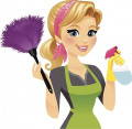 Cintia Faxina Olá me chamo Francisca Cintia, sou de São Paulo , Capital . Venho oferecer meus serviços de faxina padrão, do a dia dia, limpo banheiro, quartoa e cozinha. Horários de Segunda a Sábado.  Preço por diária 70 reais.