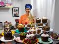 Chef Flavia Souza Cursos Online de Confeitaria e Panificação com a Chef Flavia Souza. Aprenda as melhores receitas com a Chef renomado no mercado de Confeitaria.