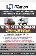 Ncargas / Log Foods Estamos agregando IVECO e Delivery  Carregamento de Segunda à sexta.