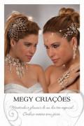 Acessórios para noivas Complementar um belo vestido com semi jóias é uma elegante maneira de valorizar e finalizar um visual com que a noiva se sentirá uma verdadeira rainha para brilhar no grande dia do casamento. Há mais de 30 anos no mercado, a Megy Criações desenvolve peças de desenho exclusivo que favorecem a vestimenta da noiva e expressam o poder e beleza de cada mulher. WhatsApp: (11) 94721-3090 Loja virtual: www.megycriacoesnoivas.com.br Fanpage: https://www.facebook.com/megycriacoesnoivas/