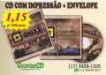 cd promocinal,cds com envelopes de papelao 1.000 Cd´s + Impressão em SILK-SCREEN + Gravação + Envelope Personalizado 12,5x12,5 PAPEL TRIPLEZ 250gr  GARANTIMOS QUALIDADE  AO LIGAR FALE SOBRE SEU ORÇAMENTO  PAGAMENTO: Á VISTA 50% NO ATO DA CONTRATAÇÃO DO SERVIÇO E O RESTANTE NO TERMINO DA PRODUÇÃO  FRETE: POR CONTA DO CLIENTE , PODE VIM RETIRAR AQUI EM NOSSO ESCRITORIO. MANDAMOS VIA CORREIOS // TRANSPORTADORA // MOTOBOY  (11)3438-1335 // 9.8239-2227  vendas@gravarcd.com.br
