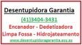 Desentupidora São João - Curitiba 3404-3431 Equipes 24 Horas por dia. Desentupimento em geral. Limpeza de caixas de gorduras. Hidrojateamento. Limpa Fossa. Hidrojateamento. Encanador 24 horas. Solicite orçamento sem compromisso. Menor preço garantido. 3x sem juros no cartão ou cheque.