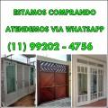COMPRA DE MATERIAL USADO EM SANTANA DE PARNAÍBA DEMOLIDORA (11) 99202-4756  Trabalhamos com materiais usados de construção em toda grande São Paulo.   Portões, janelas, grades, vitros, louças, portas, entre outros...  Fazemos demolição e terraplanagem.  Avaliamos seus materiais usados e pagamos muito bem por eles.   Não perca tempo entre em contato e solicite um orçamento... Fazemos orçamentos via e-mail, whatsapp e no local.  Telefone: (11) 99202-4756