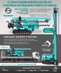 Evomaq Equipamentos Estaca Hélice Contínua Evomaq   Conheça a Hélice Contínua EVOMAQ!  O ÚNICO EQUIPAMENTO DE HÉLICE CONTÍNUA DE PEQUENO PORTE DO BRASIL!!!  A Perfuratriz de Estaca Hélice Contínua EVOMAQ, foi especialmente projetada para  médias e pequenas obras. Sendo o único equipamento de ESTACA HÉLICE CONTÍNUA com tamanho reduzido disponível no mercado,  ela foi projetada para facilitar, agilizar e reduzir custos de mobilização,  contando com tudo que um equipamento grande tem, porém, com um tamanho super  compacto e um peso final inacreditável PODENDO INCLUSIVE SER TRANSPORTADO POR UM  CAMINHÃO TRUCK!  Estaca Hélice Contínua EVOMAQ venda cadastrada pelo FINAME.  Estaca Hélice continua EVOMAQ!!!  Para maiores informações das Estaca hélice contínua EVOMAQ, acesse:   http://evomaq.com.br/helicecontinua/  ou  (19) 3806-1478 / 3806-7972 (19) 9.9178-9506 (WhatsApp) (19) 7814-9701  BLOGGER: http://helicecontinuaevomaq.blogspot.com.br FACEBOOK: http://www.facebook.com/evomaq GOOGLE +: http://plus.google.com/+EvomaqEquipamentos YOUTUBE: https://www.youtube.com/user/evomaqequipamentos  Localização: Rua vereador Daniel Manara, 981 Parque da Imprensa MOGI-MIRIM / SP CEP:13-806.344  Nosso Principal Cliente: Estaca Hélice Contínua André Lopes