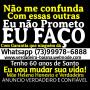 AMARRAÇÃO AMOROSA E CONSULTA GRATIS - whatsapp(73)99978-6888