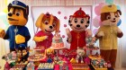 Personagens Vivos Cover para sua Festa Infantil entre em contato conosco WhatsApp (11) 98887-0117 ou